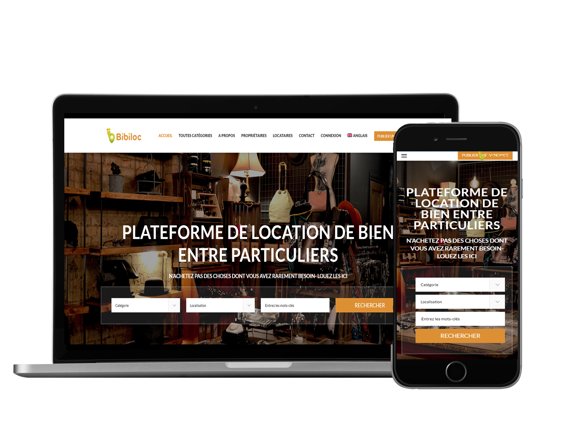bibiloc site web